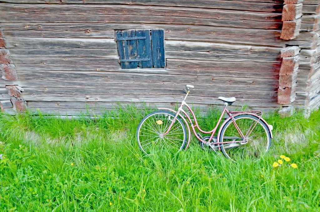 Cykla i det småländska glasriket