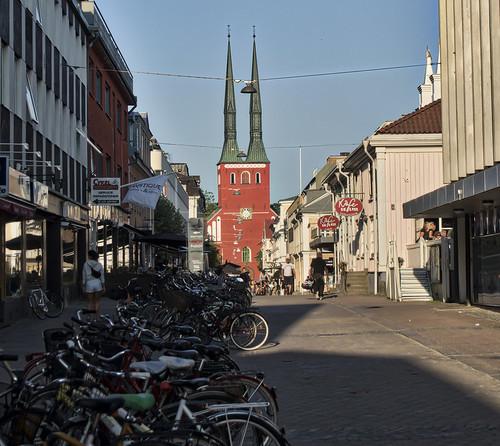 Flytta och bo i den gröna staden Växjö